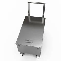 Stainless Steel Weight Trolley