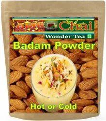OMG Chai 12 Months Badam Powder, Packaging Type: Loose, Quantity Per Pack: 25 Kg