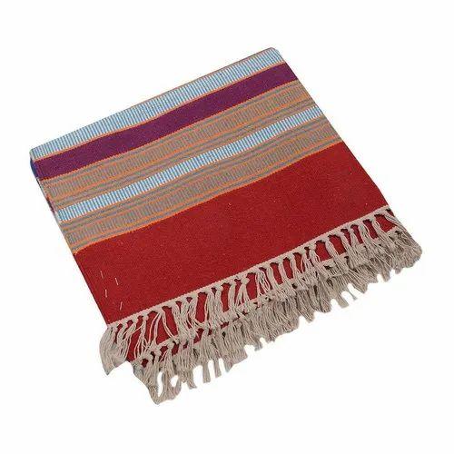Stripes Design Cotton Durries
