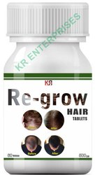 Re Grow Hair Tablets