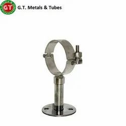 SS Pipe Holding Clamp