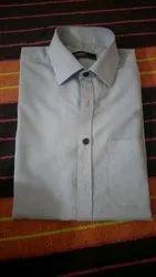 Grey Formal Shirt