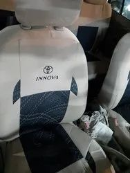 Automatical Black Seat cover mallow quality