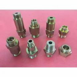 Carbon Steel Hydraulic Fitting