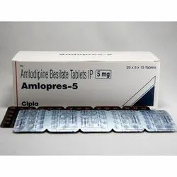 Amlodipine Besilate Tablets