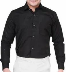VK Long Sleeve Men Cotton Shirt