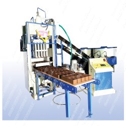 Fly Ash Brick Making with Vibro Automatic Machine 10cvt - BHA-302B