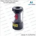 1/2 inch Pelton Wheel Flow Indicator