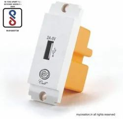 2A-5V Fast Charging USB Charger - Home automation