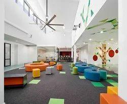 School Interior Designing, 3D Interior Design Available: Yes