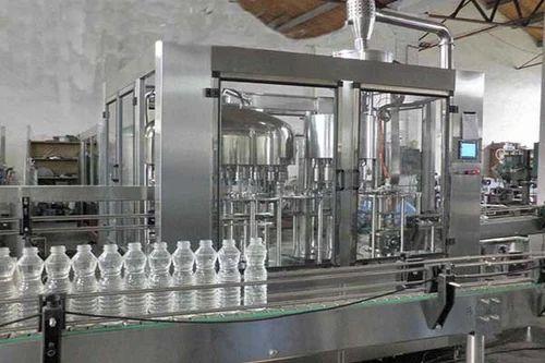 Automatic Packaged Drinking Water Plant - 40 BPM to 300 BPM, BIS & FSSAI, Capacity: 60 BPM To 300 BPM