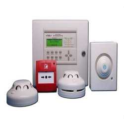 Fire Alarm Control Panel White Wireless Fire Alarm System, for Commercial