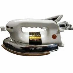 White Winpro Dry Iron, 220 V