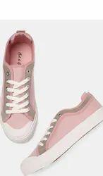 Canvas Flats & Sandals Womens Footwear, Size: 6