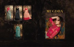 Mughda Madame Designer Floor Length Suits