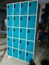 Blue Staff Locker