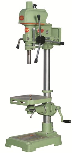 HMP-08 Rack And Pinion Socket Type Pillar Drilling Machine