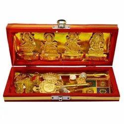 Religious Golden Kuber Bhandari Dhan Varsha Warsha, Packaging Type: Box