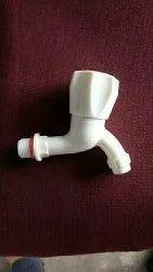White Standard Foam Flow Tap, For bathroom & kitchen, Size: 15