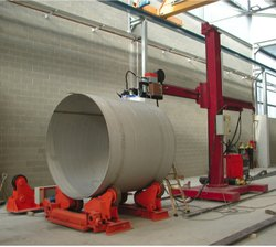 Circular Seam Welding System
