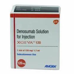 Denosumab Xgeva 120mg Injection, Treatment: Hypocalcemia