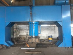 Hydraulic Dish Bending And Forming Machine