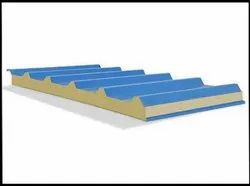 PUF Panel for Roofing with Lock System