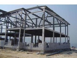Heavy Structure Steel Fabrication