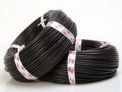 Black Solar DC Cable / Wire