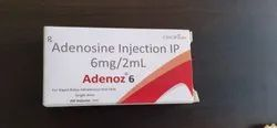 Adenoz -Adenosine Injection 6mg /2ml