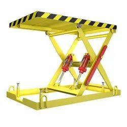 Scissor Lift Platform Table