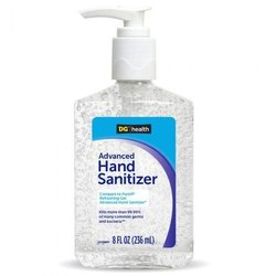 Hand Sanitizer Label