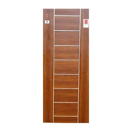 Marbone Interior Rectangular Plywood Door, For Home,Hotel etc