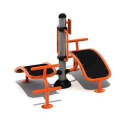 Double Sit Up Board