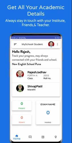 MySchoolr Software