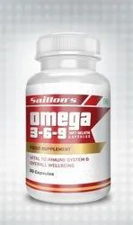 Omega 369 Soft Gelatin Capsules, Packaging Type: Bottle