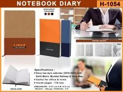 Notebook Diary H-1054