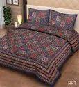 Sanganeri Printed Bedsheet