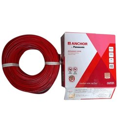 Pvc Rated Current: 21a Anchor House Wire, 1100v
