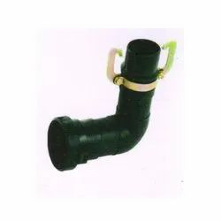 HDPE 90 Degree Elbow, Size: >3 inch