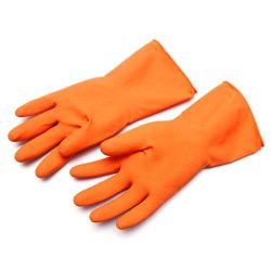 Rubber Gloves For Construction