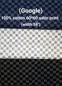 Cotton Satin Discharge Print Shirting Fabrics (Google)