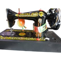 Iron Shital Sewing Machine, For Household