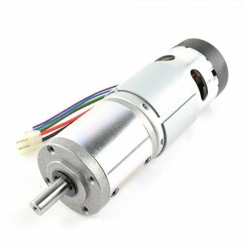 Planetary Dc Geared Motor