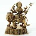 Brass Durga Idols