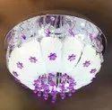 Glass Crystal Led Light Chandlier
