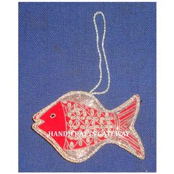 Christmas Hanging Ornament Fish