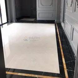Bhutra Beige Italian Marble Flooring
