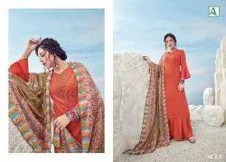 Unstitched Unstitch Punjabi Suits