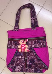 Pu Ladies Hand Bag
